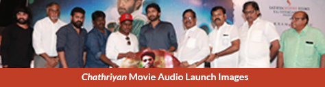 Chathriyan Movie Audio Launch Images